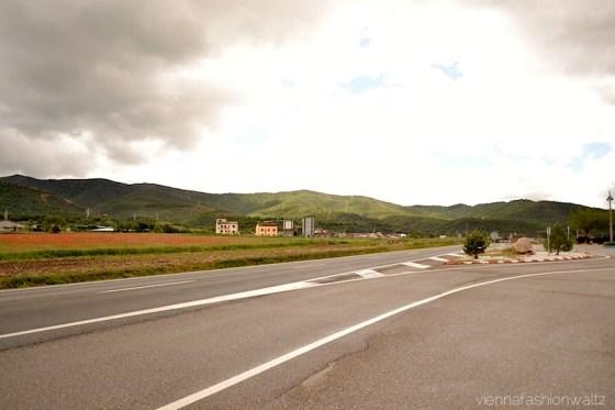51 Weg nach Barcelona