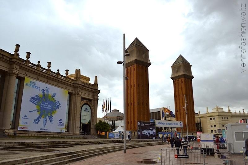 venezianische Doppeltürme