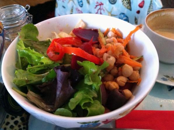Foam - Gemischter Salat