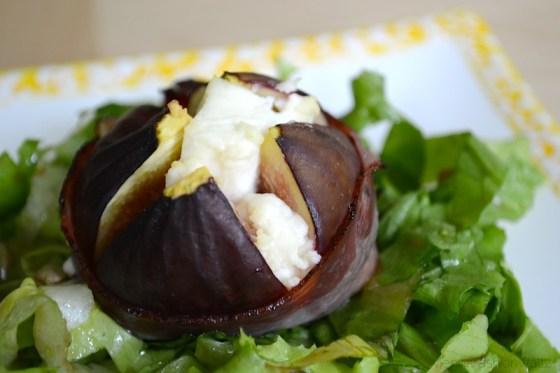01 Feige Salat Speck Fetakäse Kopie