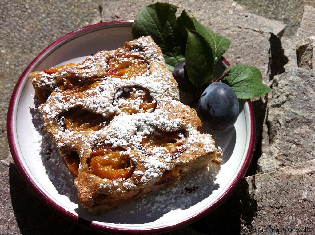 Buchweizen Blechkuchen Mit Zwetschken Rezept Viennafashionwaltz