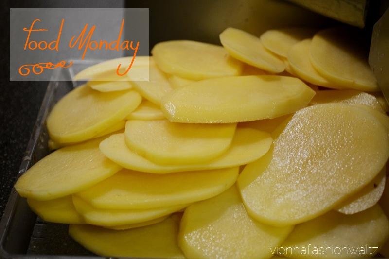 Kartoffelgratin 1
