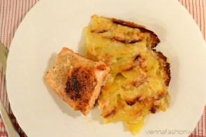 Kartoffelgratin 7