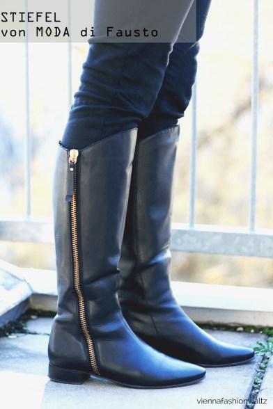 pointy boots Moda di Fausto