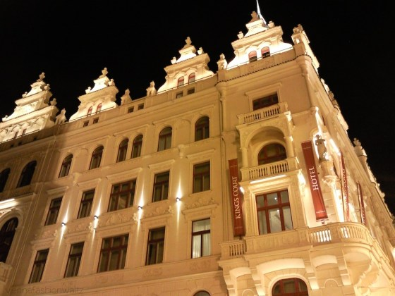 Prag Kings Court Hotel