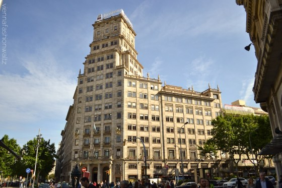 Edificio Generali Barcelona