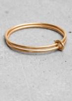 Lara Melchior double ring € 25,00