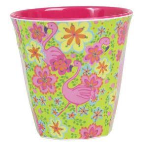 Melamin Becher von Lieblichkeiten http://www.lieblichkeiten.at/collections/melamin-becher/products/melamine-becher-flamingo