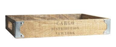 Holztablett von H&M