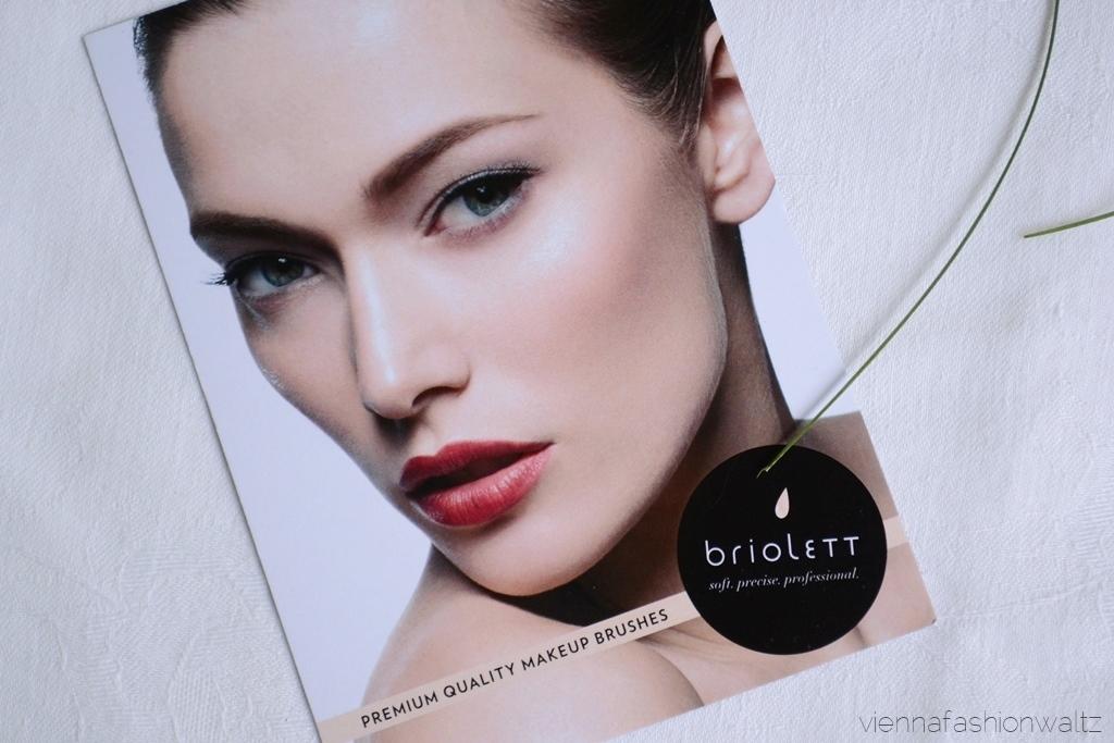 1 Briolett. Make-up Pinsel