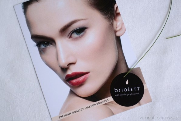 1 Briolett. Make-up Pinsel