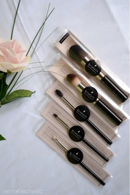Briolett Make-up Pinsel