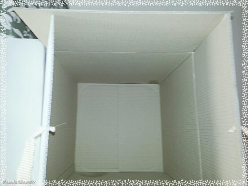 DIY Upcycling - Anbauregal für Kleiderkasten aus Pappschachteln! Pappkarton