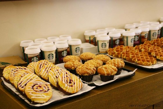 Starbucks Neuheiten