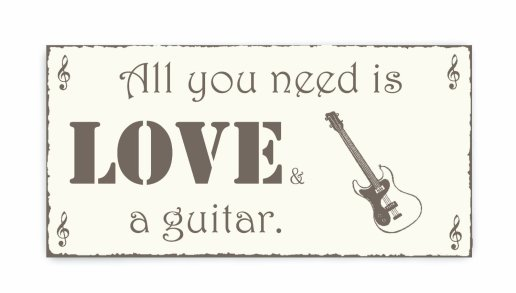 Dekoschild um 12€ http://www.amazon.de/Vintage-T%C3%BCrschild--Gitarre-electric-Holzschild/dp/B00K8TQX7W/ref=sr_1_90?s=kitchen&ie=UTF8&qid=1407745214&sr=1-90&keywords=gitarre