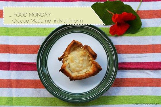 Croque Madame in Muffinform