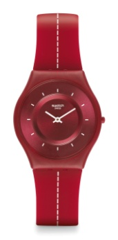 "Swatch ""Cross the Line"" um € 85,-"