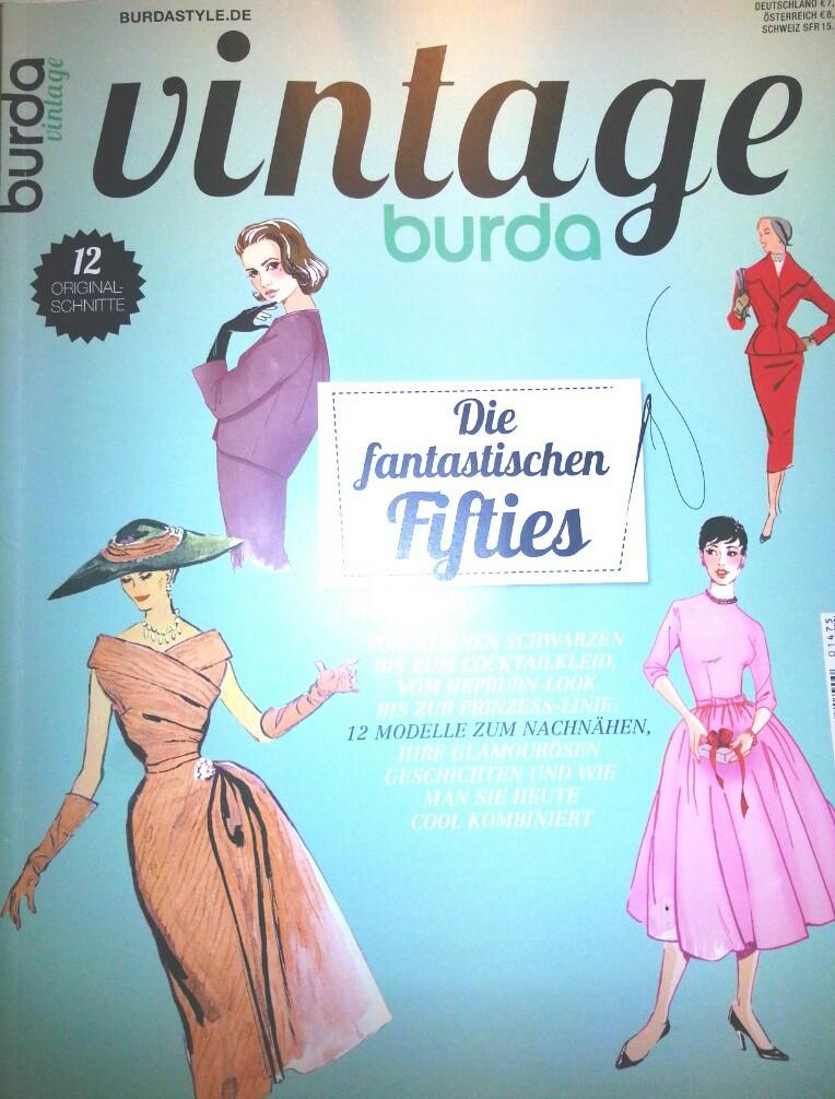 Burda Vintage