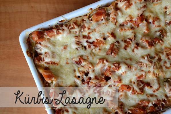 Kürbislasagne Essen Food Rezept - Blog Vienna Fashion Waltz 2
