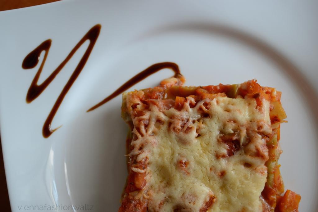 Kürbislasagne Essen Food Rezept - Blog Vienna Fashion Waltz 7