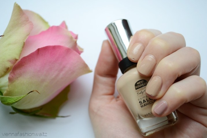 Sally Hansen nagellack Gellack - Vienna Fashion Waltz Lifestyle DIY Fashion Food Blog 14 Tag 4