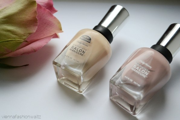 Sally Hansen nagellack Gellack - Vienna Fashion Waltz Lifestyle DIY Fashion Food Blog 2