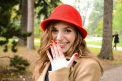 vienna fashion waltz blog - hut tut gut - hutlieblinge - roter Hut - red hat - hmshop h&m (4)