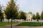 vienna fashion waltz blog - schloss belvedere - garten - botschaft spazieren gehen - wien vienna (1)