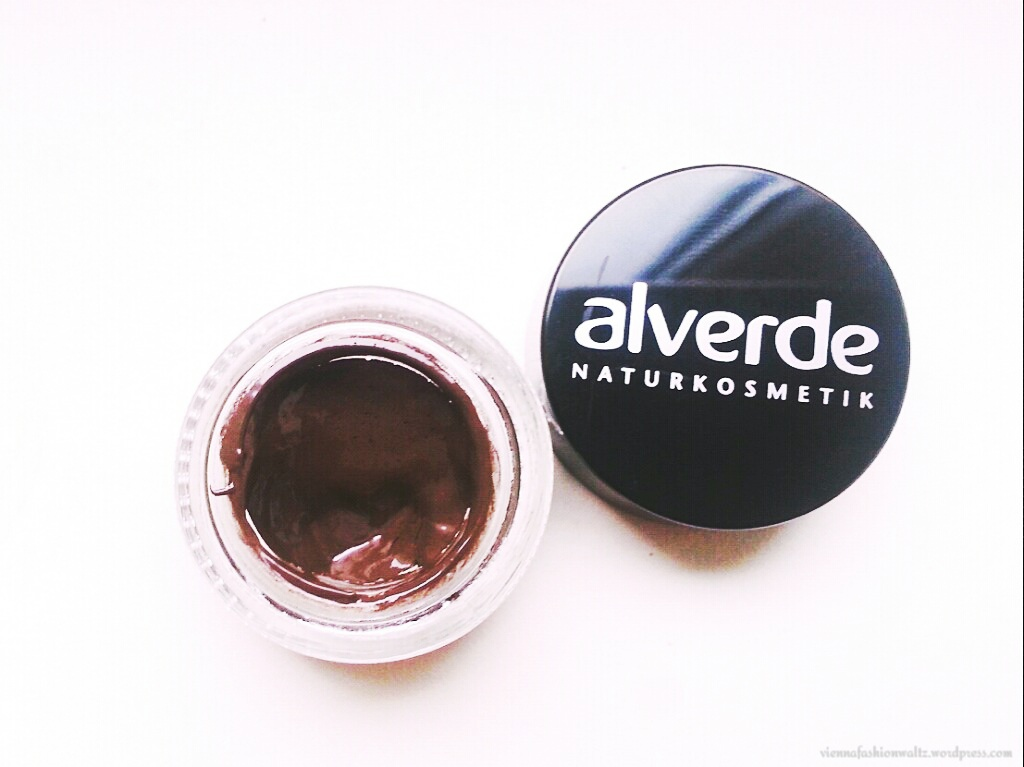 Alverde Gel Eyliner Brown