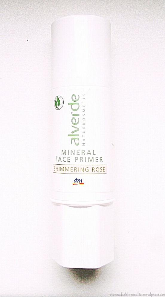 Alverde Mineral Face Primer