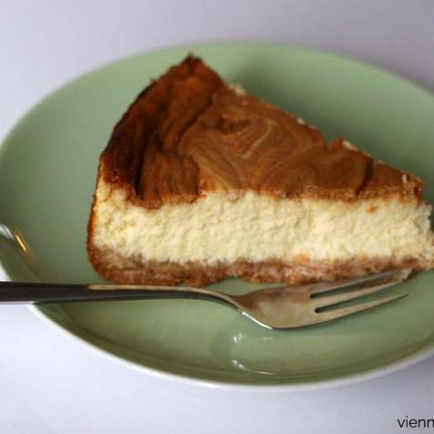 Cheesecake Karamell