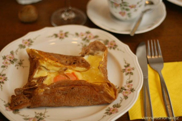 Galettes Fromage