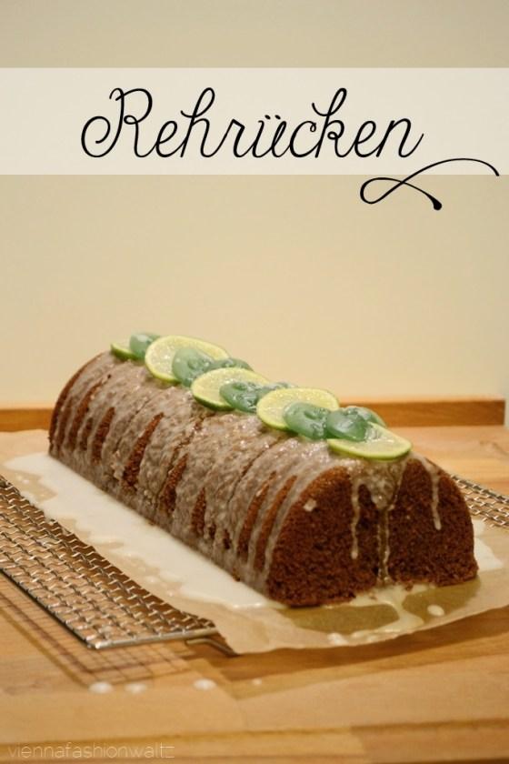 Blog Vienna Fashion Waltz - Food - Rehrücken - Haribo - Bacardi - Zuckerglasur - Limette - gelatinefrei - vegetarisch (3)