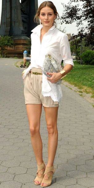 Picture via Pinterest White Shirt Blouse https-_www.pinterest.com_pin_291537775853502081_