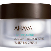 Ahava smooth-age-control-even-tone-sleeping-cream