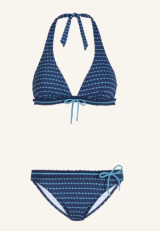 Palmers MODERN SAILOR 3 Triangel Bikini € 69,90 http://www.palmers.at/Bademode/Bikini-Sets/MODERN-SAILOR-3/Triangel-Bikini/action=showDetails.html/productCode=000100553594000003