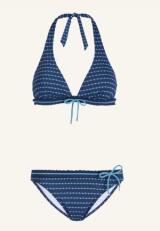 Palmers MODERN SAILOR 3 Triangel Bikini € 69,90 http://www.palmers.at/Bademode/Bikini-Sets/MODERN-SAILOR-3/Triangel-Bikini/action=showDetails.html/productCode=000100553594000003