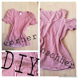 DIY Upcycling | Fashion | Pimp my Shirt | Aus alt mach neu!