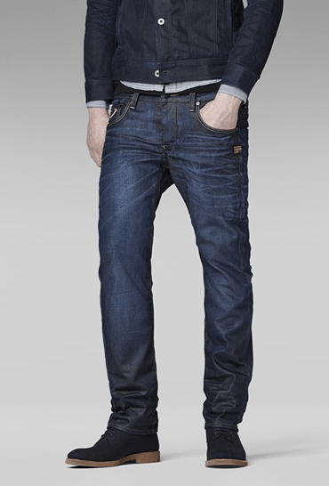 G-Star Raw ATTACC LOW STRAIGHT € 129,95