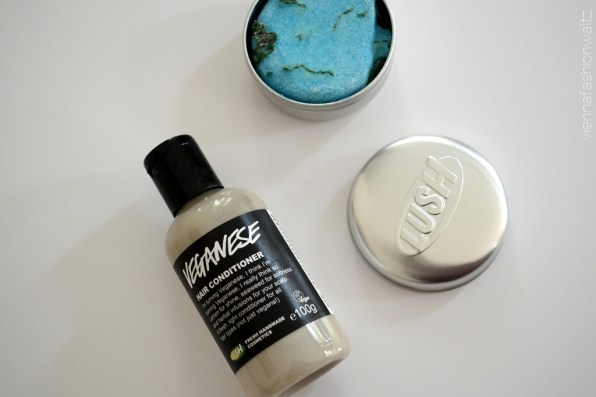 Lush Veganese Conditioner € 7,95 / 100 g http://bit.ly/1BOS8Sr