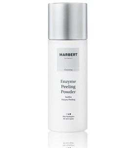 Marbert-enzyme-peeling-powder Lifestyle und Fashionblog Beauty Vienna Fashion Waltz