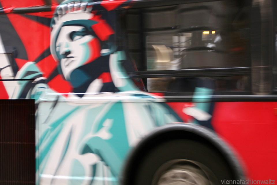 New York City Bus