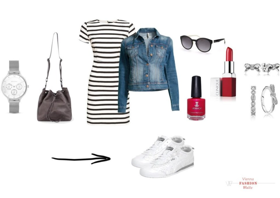 Vienna Fashion Waltz white sneakers slippers beauty lifestyle fashionblog wien polyvore calvin klein clinique jessica cosmetics pandora my gretchen valmano orsay ltb onitsuka tiger