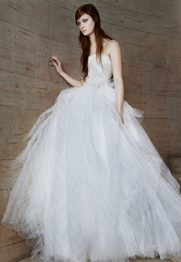 Vera Wang Wedding Dresses bei Steinecker Wien