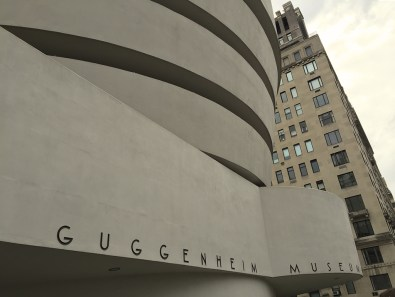 NYC Guggenheim Museum