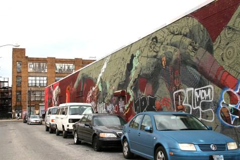 New York City Street Art Reisebericht