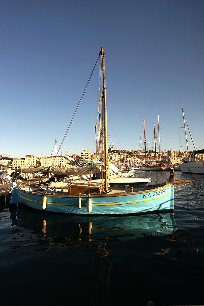 Marseille_Reisebericht_VieuxPort_Boote2