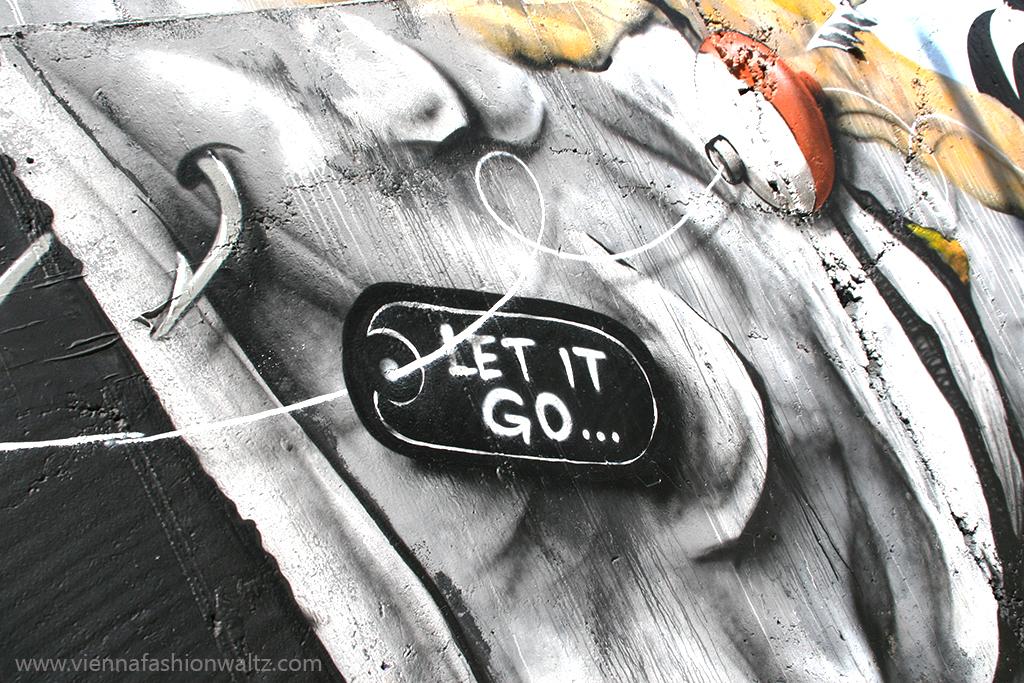 Street Art Brooklyn New York Let it Go