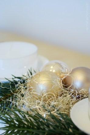 DIY - Adventskranz selber basteln