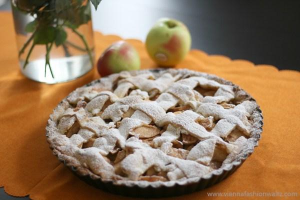Apfelkuchen Rezept | ApplePie_viennafashionwaltz